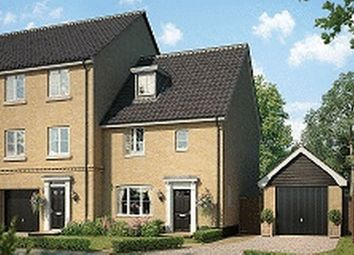 Thumbnail 3 bed terraced house for sale in The Thorney, Miller's Place, Fordham Road, Soham