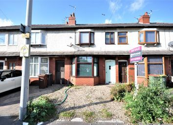 Thumbnail 3 bed terraced house for sale in Woodplumpton Road, Ashton-On-Ribble, Preston, Lancashire