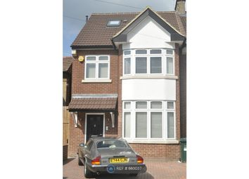Thumbnail 4 bedroom semi-detached house to rent in Ridgeview Road, London