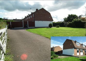 Thumbnail 2 bed end terrace house for sale in Corner View, Welham Green