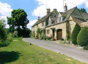 Thumbnail 3 bed cottage to rent in Little Barrington, Burford