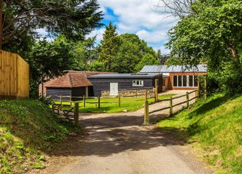 Thumbnail 5 bed detached house for sale in Northcote Lane, Shamley Green, Guildford