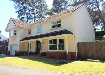 5 bed detached house for sale in Pinewood Lodge, Uplands, Gowerton, Swansea SA4