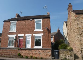 Thumbnail 2 bed semi-detached house to rent in East View Road, Heage, Belper
