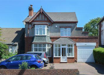Thumbnail 4 bed detached house for sale in Sandon Road, Edgbaston, West Midlands