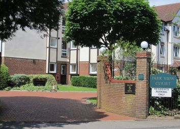 1 bed flat for sale in Queens Park West Drive, Bournemouth BH8