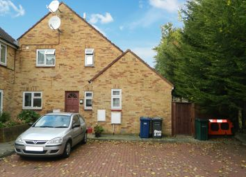 Thumbnail 2 bedroom maisonette to rent in Booth Road, London