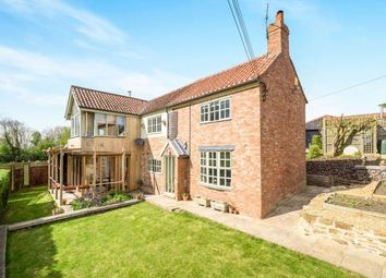 Thumbnail 3 bed detached house for sale in Drift Hill, Redmile, Nottingham, Leicestershire