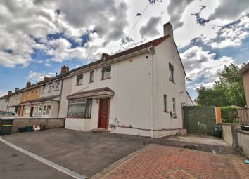 Thumbnail End terrace house for sale in Ravenglass Crescent, Southmead, Bristol