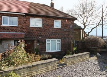 Thumbnail 3 bed semi-detached house for sale in Ubberley Road, Bentilee, Stoke-On-Trent