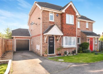 Thumbnail 2 bed semi-detached house for sale in Burlington Close, Pinner, Middlesex