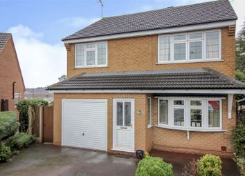 Thumbnail 4 bed property for sale in The Paddocks, Sandiacre, Nottingham