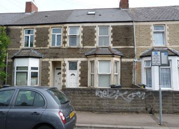 Thumbnail 7 bed property to rent in Woodville Road, Cathays, Cardiff