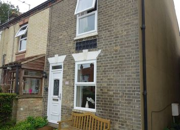 Thumbnail 3 bed end terrace house for sale in Bungay Road, Halesworth
