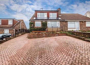 4 bed bungalow for sale in Brownleaf Road, Woodingdean, Brighton, East Sussex BN2