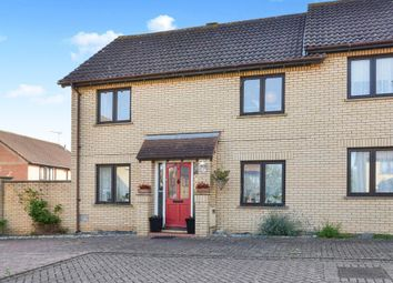 Thumbnail 3 bedroom semi-detached house for sale in Rockspray Grove, Walnut Tree, Milton Keynes
