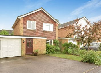 Thumbnail 3 bed detached house for sale in Wrights Way, South Wonston, Winchester