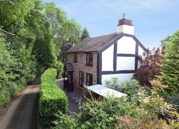 Thumbnail 2 bed detached house for sale in Stone Cottage, Sutton, Shropshire