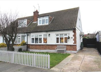 Thumbnail 3 bed semi-detached house for sale in Fairfield Gardens, Eastwood, Leigh-On-Sea