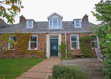 Thumbnail 4 bed detached house for sale in La Grande Route Des Sablons, Grouville, Jersey