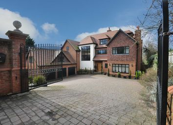 Thumbnail 6 bedroom detached house for sale in Chelsfield Hill, Chelsfield, Orpington
