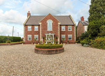 Thumbnail 4 bed detached house for sale in Newcastle Road, Astbury, Cheshire