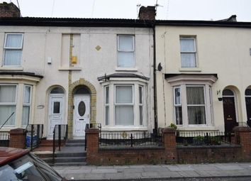 Thumbnail 3 bed terraced house to rent in Rydal Street, Liverpool