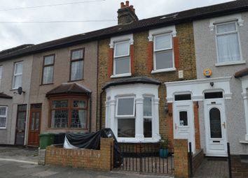 Thumbnail 4 bedroom terraced house for sale in Albany Road, Chadwell Heath, Romford