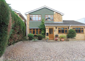 Thumbnail 4 bed detached house for sale in Long Lane, Hullbridge, Hockley