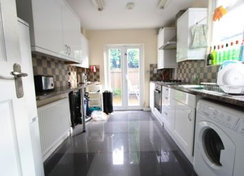 Thumbnail 4 bed terraced house to rent in Hereward Road, Tooting Broadway