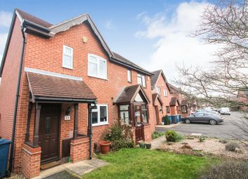 Thumbnail 2 bed town house to rent in Borrowdale Close, Gamston, Nottingham