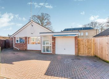Thumbnail 4 bed detached bungalow for sale in Turnpike Close, Wisbech