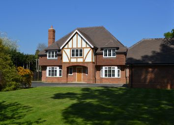 Thumbnail 4 bed detached house to rent in Snowdenham Links Road, Bramley, Guildford