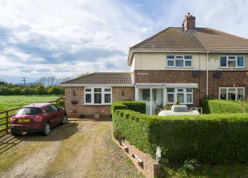 Thumbnail 3 bed semi-detached house for sale in Holderness Cottages, Rimswell, Withernsea