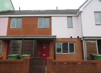 Thumbnail 2 bed terraced house for sale in Saddlebow Road, King's Lynn