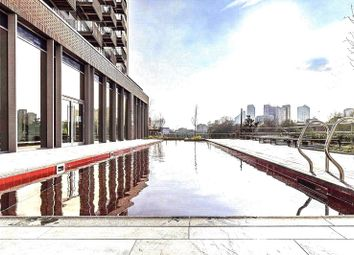 Thumbnail Studio for sale in Amelia House, London City Island, London
