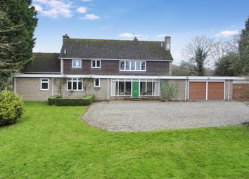 Thumbnail 4 bed detached house for sale in Hatt Common, East Woodhay, Newbury