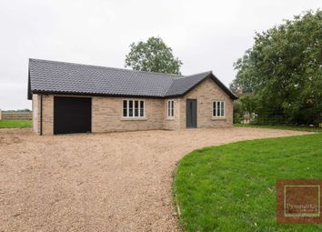 Thumbnail 3 bed detached bungalow for sale in Seething Street, Seething, Norwich