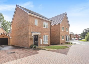 Thumbnail 3 bed detached house for sale in Marlow Place, Spencers Wood