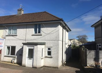 Thumbnail 3 bed semi-detached house to rent in Pomphlett Close, Plymstock, Plymouth