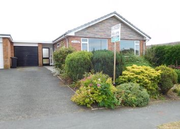Thumbnail 3 bed bungalow for sale in Holcombe Drive, Llandrindod Wells