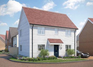 "Thumbnail 3 bedroom property for sale in ""The Kennet"" at Yarrow Walk, Red Lodge, Bury St. Edmunds"