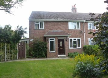 Thumbnail 3 bed semi-detached house for sale in Combe Way, Dorchester, Dorset