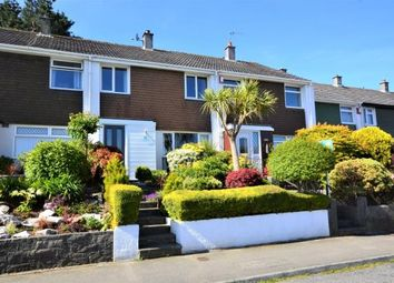 Thumbnail 3 bed terraced house for sale in Lynher Drive, Saltash, Cornwall