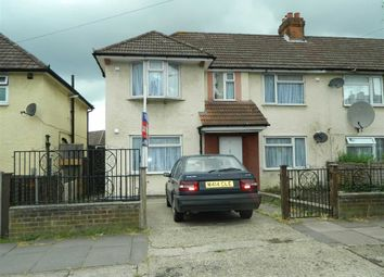 Thumbnail 4 bed semi-detached house to rent in Bessborough Road, Harrow
