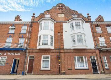Thumbnail 2 bedroom flat for sale in Parkholme Terrace, High Street, Lowestoft