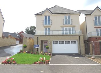 Thumbnail 4 bedroom detached house for sale in Chard Road, Axminster