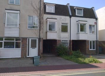 Thumbnail 4 bed terraced house to rent in Belmont Street, Portsmouth