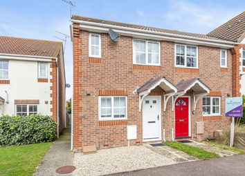 Thumbnail 2 bed end terrace house for sale in Lilac Close, Middleton On Sea, Bognor Regis