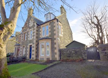 Thumbnail 4 bed semi-detached house for sale in Richmond House, 28 Thurso Road, Wick